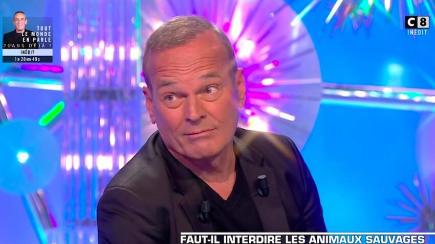 Laurent Baffie s'interpose pendant un clash dans les Terriens du samedi et fait redescendre la pression
