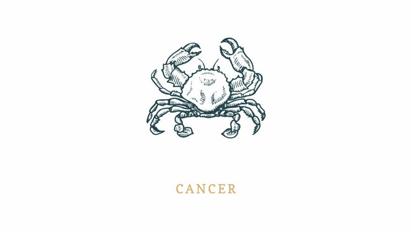 Signe astrologique du Cancer : vos compatibilités avec les quatre éléments
