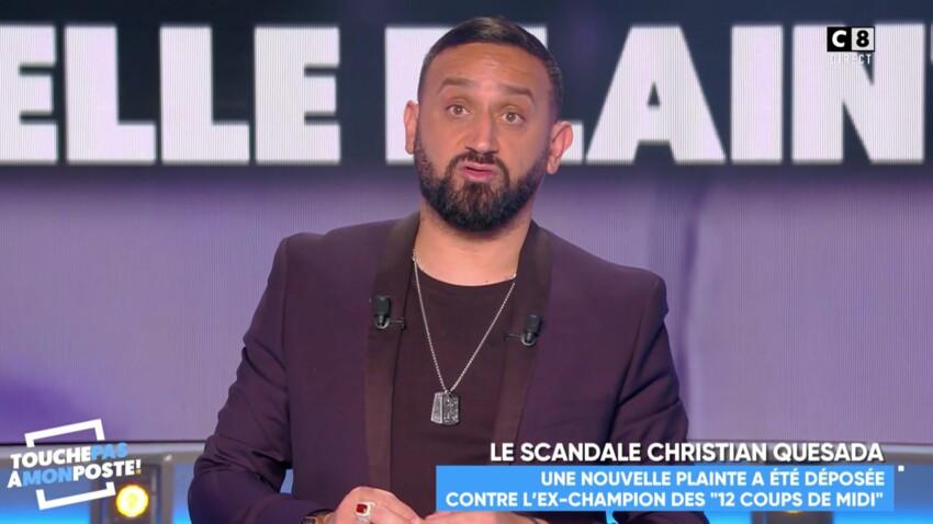 TPMP : Cyril Hanouna donne des nouvelles inquiétantes de Christian Quesada