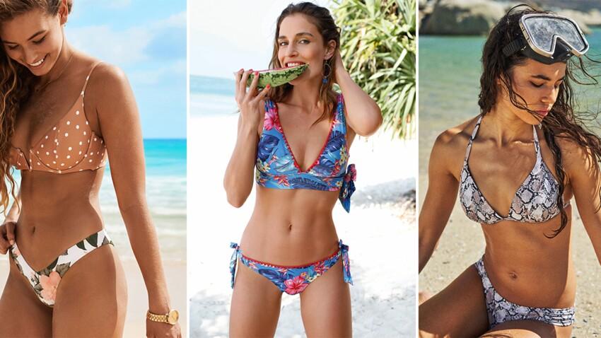 Maillots de bain deux-pièces printemps-été 2019 : top des modèles les plus canons pour profiter du soleil avec style !