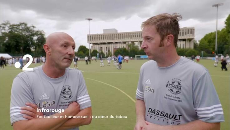 """""""Footballeur et homosexuel : au coeur du tabou"""" : ces 3 moments forts du doc choc de France 2"""
