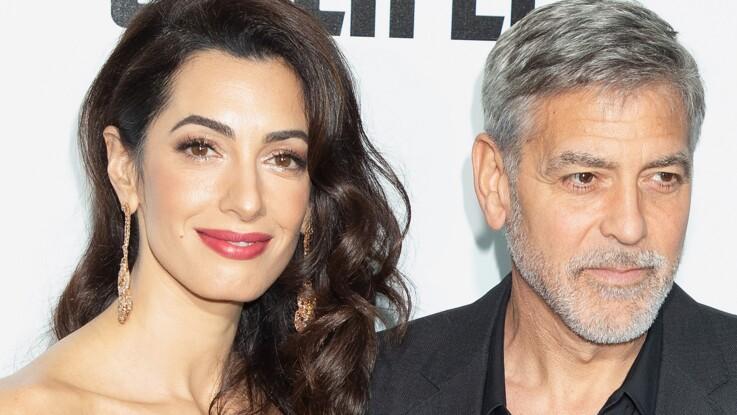 Photos - Amal Clooney : toujours aussi belle et sexy en bustier et tenue moulante
