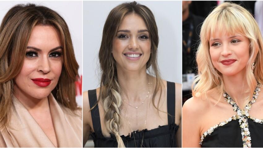 20 idées de coupes et coiffures pour visage ovale