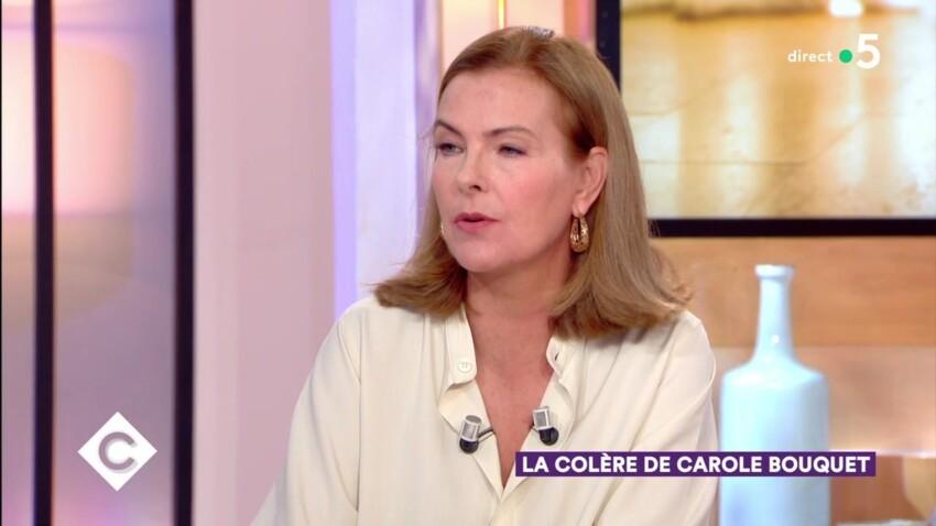 Quand Carole Bouquet évoquait son combat pour les enfants maltraités devant Thierry Beccaro : l'incroyable archive dévoilée