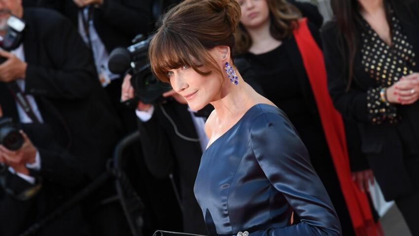 """Photos - Carla Bruni pose avec sa """"soeur cachée"""" à Cannes"""
