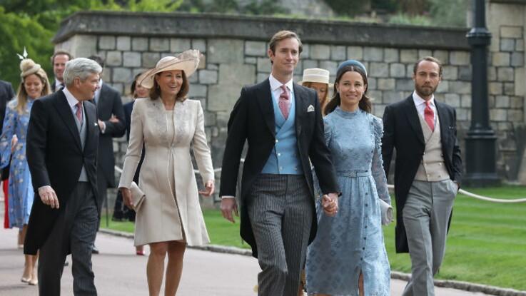 PHOTO - Pippa Middleton : radieuse au mariage de son ex Thomas Kingston