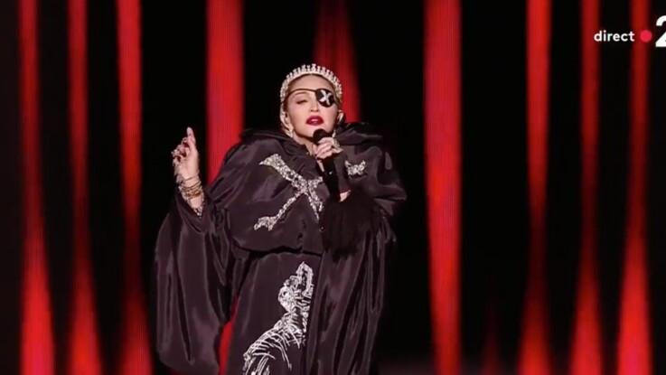 Eurovision 2019 : Madonna très critiquée par les internautes après sa prestation