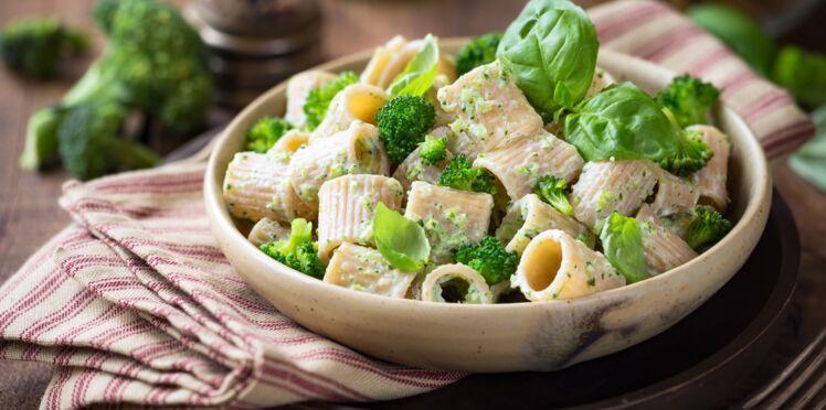 Pâtes au brocolis facile et rapide