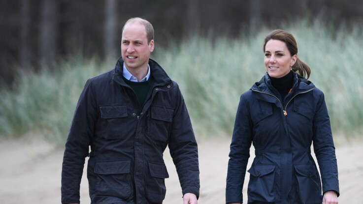 Vidéo - Kate Middleton et le prince William : craquant, découvrez les premiers pas du prince Louis, bientôt 13 mois, en images