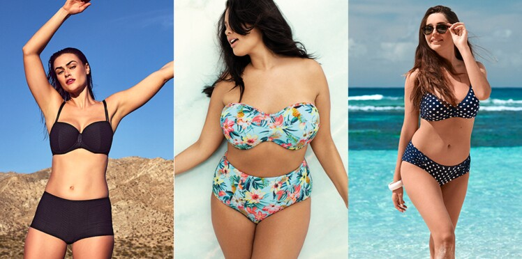 shopping various styles where to buy Mode + 50 ans : choisir le bon maillot deux pièces quand on ...
