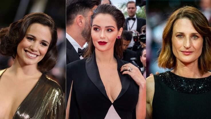 Coiffures, make-up... Les plus beaux looks des célébrités françaises à Cannes