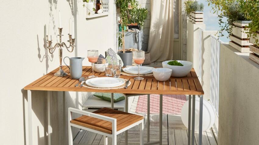 4 idées pour transformer un balcon