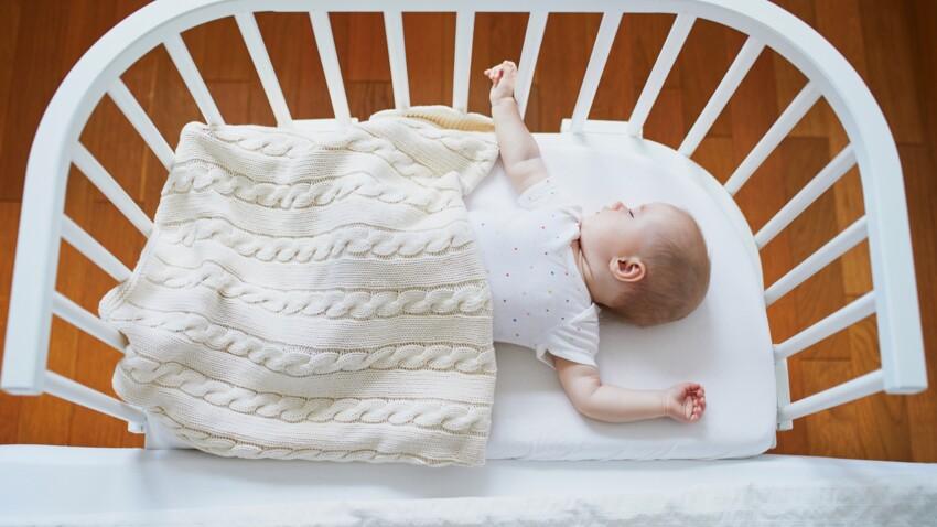 Matelas pour bébés : l'UFC-Que Choisir alerte sur la présence de substances toxiques