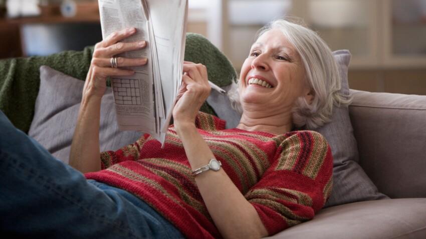 Sudoku, mots croisés... Après 50 ans, ils boostent vraiment notre cerveau !
