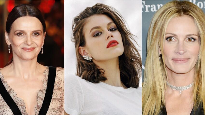 25 idées de make-up à piquer aux stars quand on a les yeux marrons