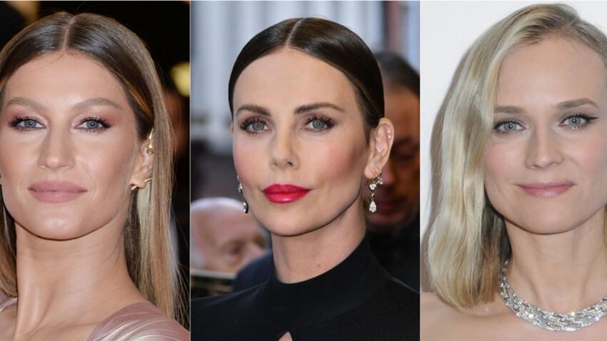 25 idées de make-up à piquer aux stars quand on a les yeux bleus