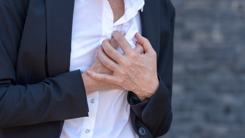 Arrêt cardiaque : les femmes ont moins de chance de s'en sortir