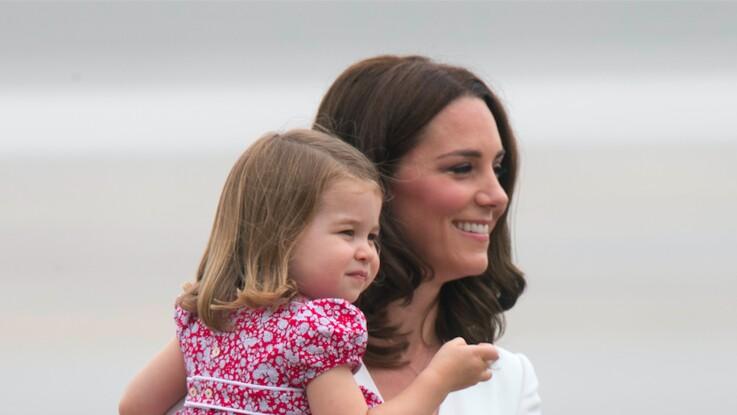 Kate Middleton : son apparition surprise avec George et Charlotte !
