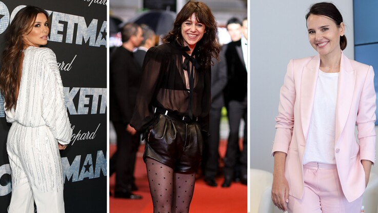 """Photos - Charlotte Gainsbourg, Marina Foïs, Marion Cotillard, Virginie Ledoyen… Ces actrices """"quadras"""" qui nous ont bluffés à Cannes"""