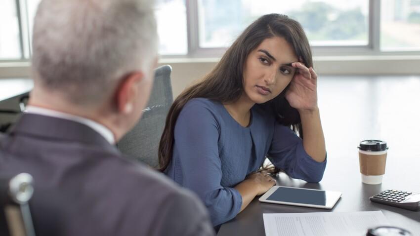 60% des managers ont peur de travailler avec des femmes