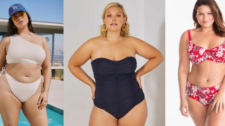 Mode ronde : 20 maillots de bain canons pour l'été 2019
