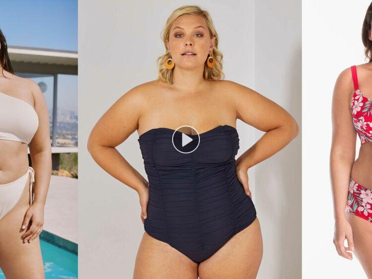 3365479bc Mode ronde : 20 maillots de bain canons pour l'été 2019 : Femme ...