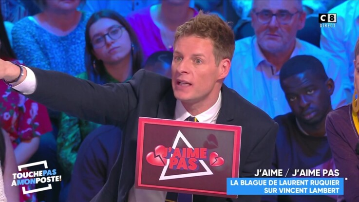 TPMP : choqué, Matthieu Delormeau dézingue Laurent Ruquier après sa blague sur Vincent Lambert