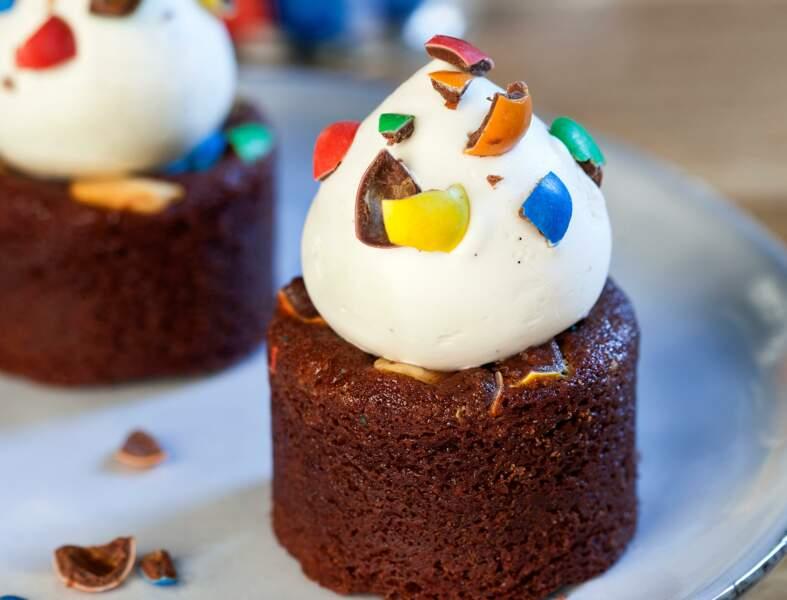 Le monster Kid's chocolat-caramel de Cyril Lignac