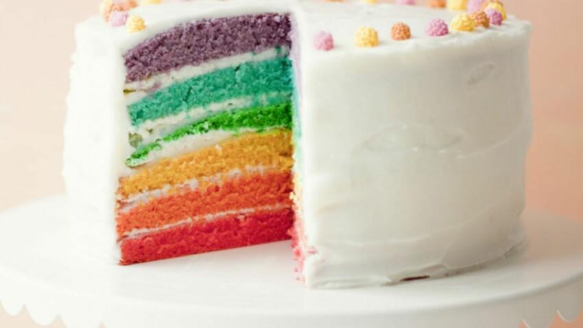 Rond, carré ou rectangle : comment couper des parts de gâteau ?