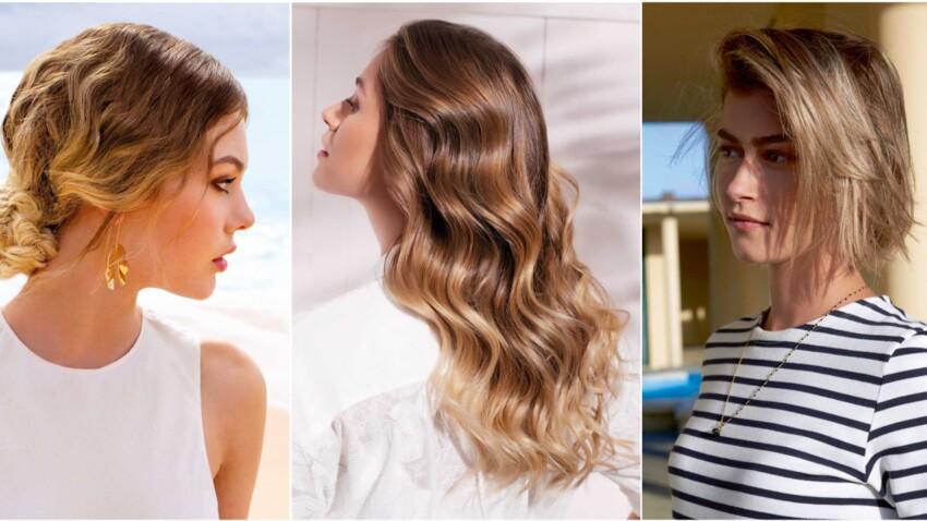Coloration : 20 balayages blonds à adopter pour l'été 2019