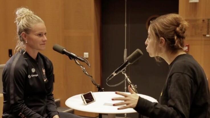 VIDÉO - Coupe du monde 2019 : Amandine Henry rembarre Léa Salamé après une question sexiste