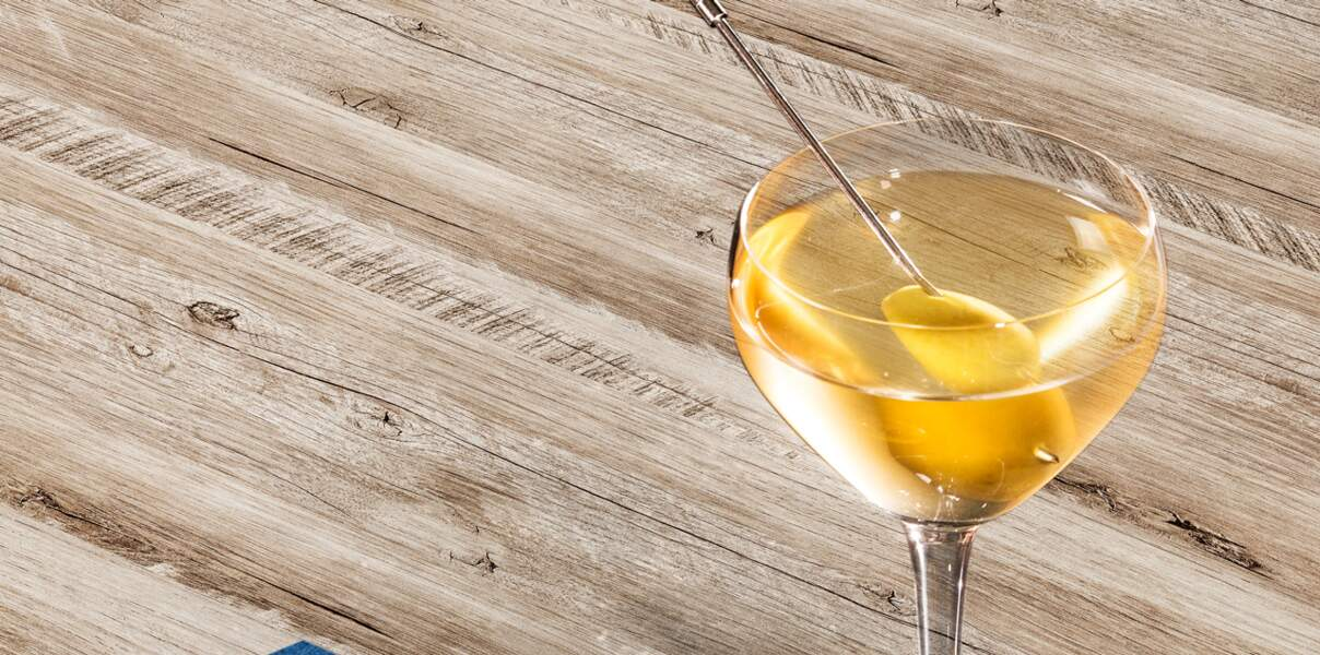 Cocktail Bordeaux Martini