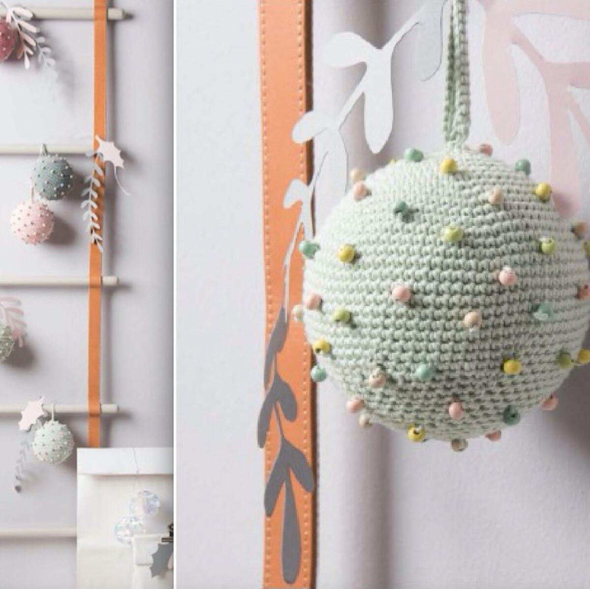 Tutoriel bouquet de noël tuto au crochet en français amigurumi ... | 1198x1200