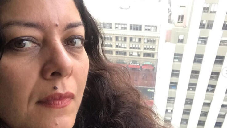Sandra Muller, créatrice de #BalanceTonPorc, accusée de diffamation
