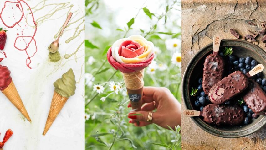 Notre sélection de glaces et sorbets pour l'été 2019