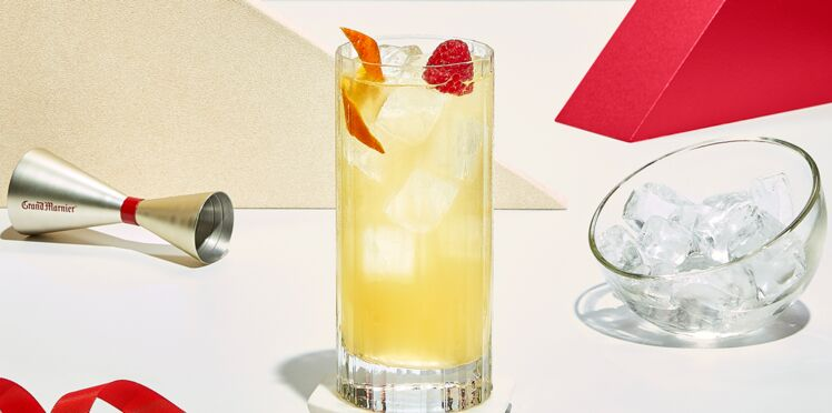 Cocktail Grand Collins