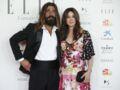 Monica Bellucci rayonnante en robe Dolce & Gabbana au bras de Nicolas Lefebvre