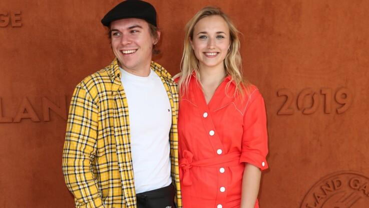 Alexandra Lamy : sa fille Chloé Jouannet rayonnante à Roland-Garros avec son amoureux Zacharie Chasseriaud