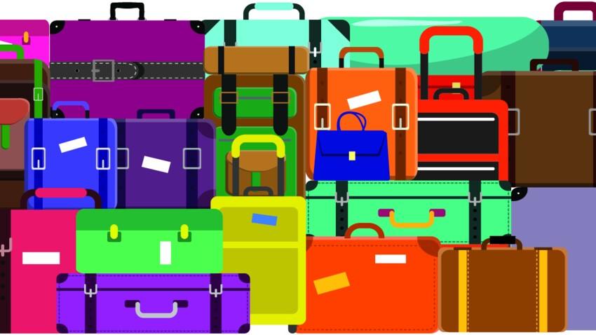 Tout savoir sur les bagages en avion