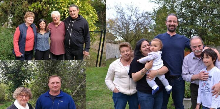 Parents à domicile: trois générations sous le même toit