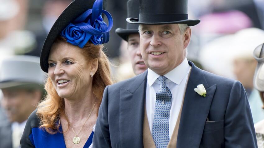 PHOTO - Sarah Ferguson très complice avec son ex-époux, le prince Andrew : les internautes espèrent un remariage