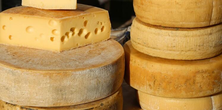 Des fromages sensibles à la musique ?