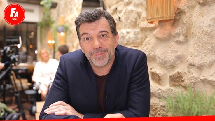 """Stéphane Plaza, furieux contre les détracteurs de 'Maison à vendre', se confie à nous : """"C'est des connards"""""""