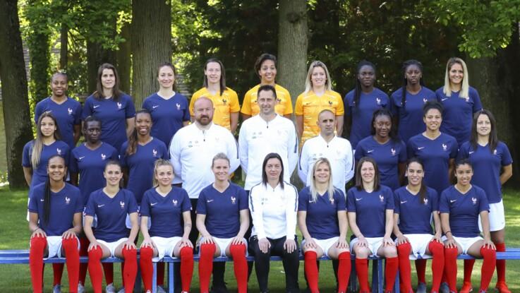 Photos - Coupe du monde 2019 : découvrez les portraits des 23 joueuses de l'équipe de France de football