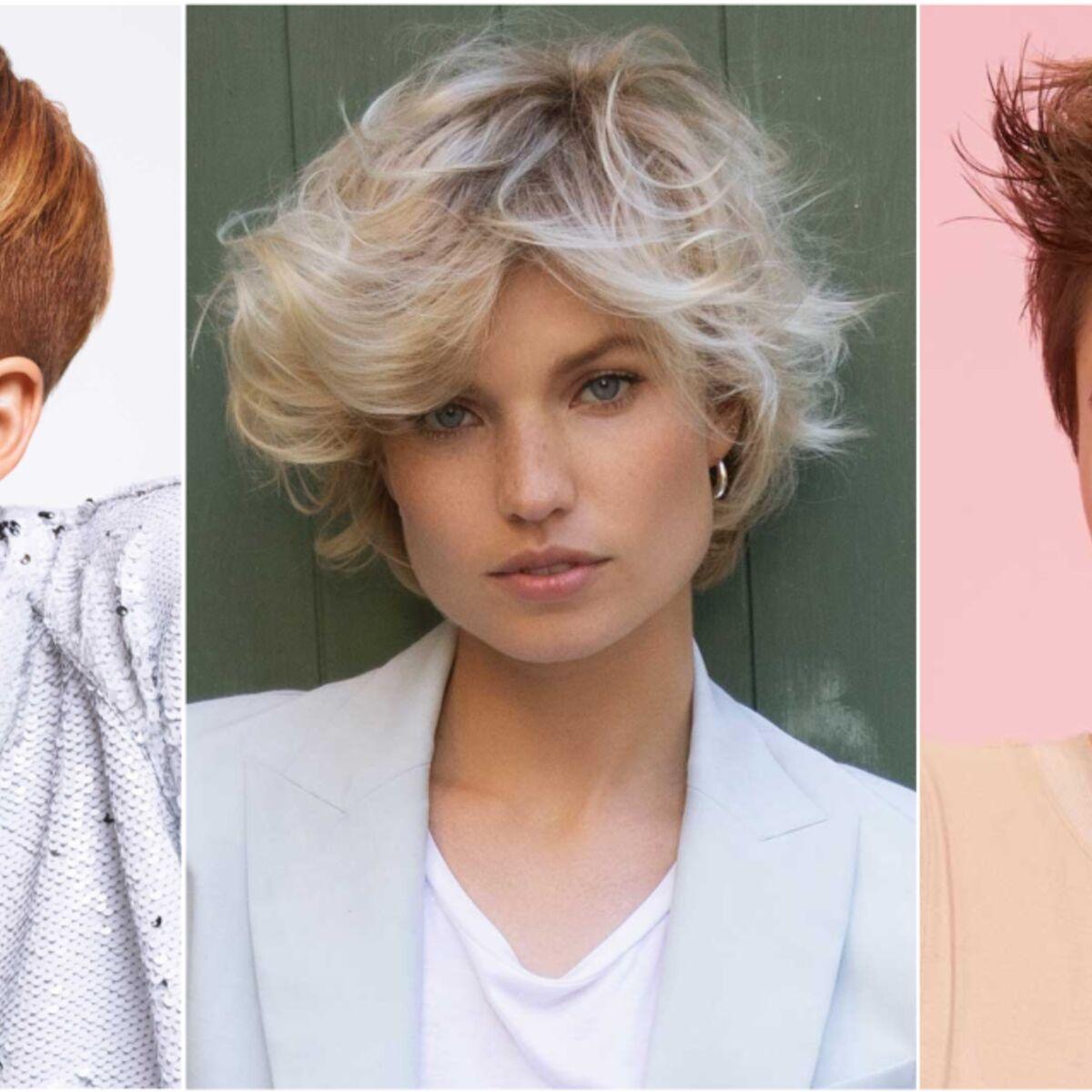 20 Colorations Pour Cheveux Courts A Adopter Absolument Femme Actuelle Le Mag