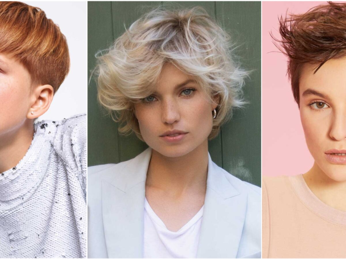 20 Colorations Pour Cheveux Courts A Adopter Absolument Femme Actuelle Le Mag