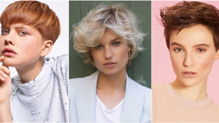 20 colorations pour cheveux courts à adopter absolument