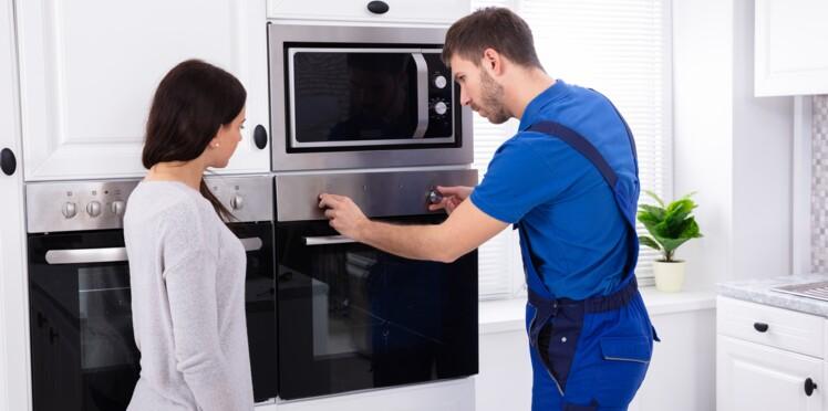 Four encastrable et plaque de cuisson : quelles sont les marques les plus fiables ?