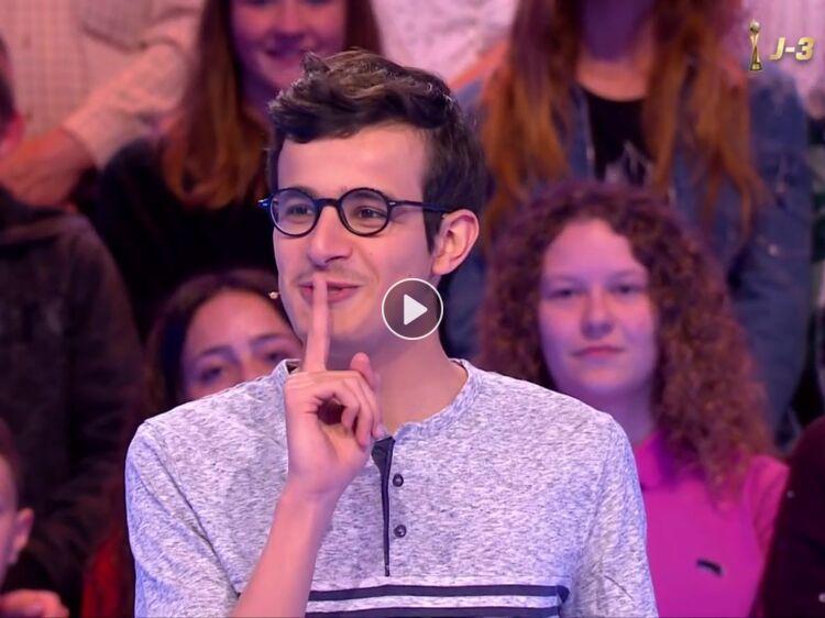 Paul Le Plus Jeune Champion Des 12 Coups De Midi Est Né Sous