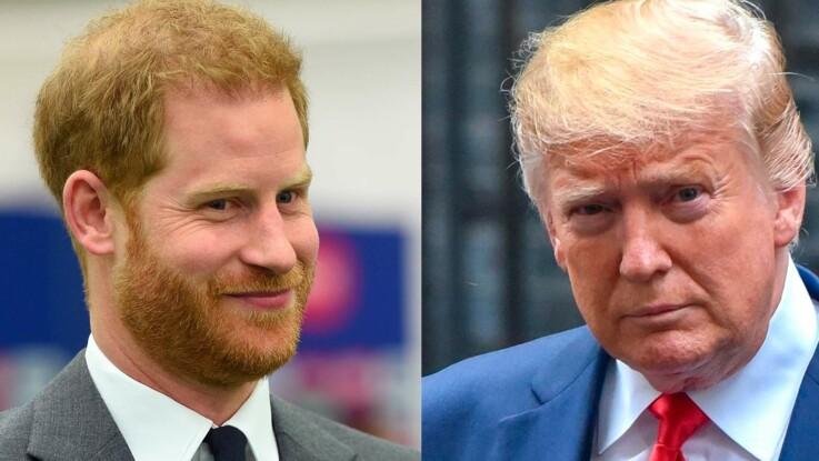 Quand le prince Harry snobe Donald Trump pour venger Meghan Markle